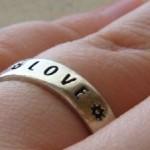 sognare anello d'oro