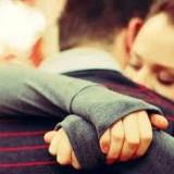 sognare abbracciare