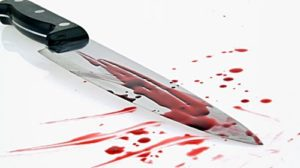 sognare coltello con sangue