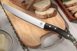 Sognare coltello da pane