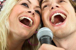 sognare sentire cantare