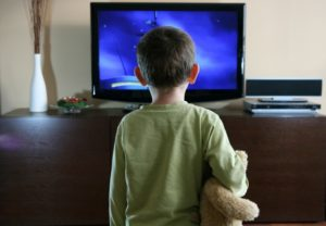 sognare guardare televisione