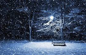 sognare notte neve