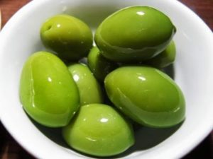 sognare olive giganti