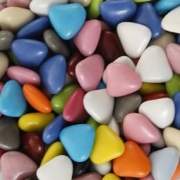 sognare confetti cuore