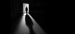 sognare ombra nera