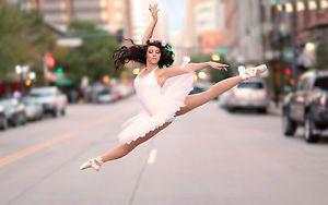 sognare ballare per strada