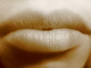 sognare labbra