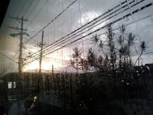 sognare pioggia