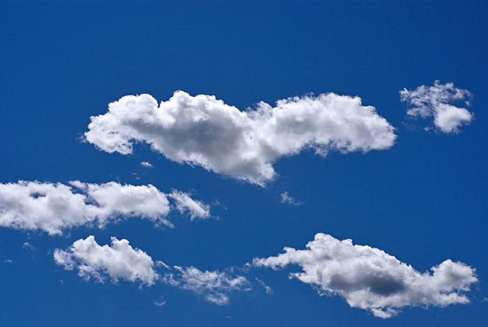 sognare nuvole