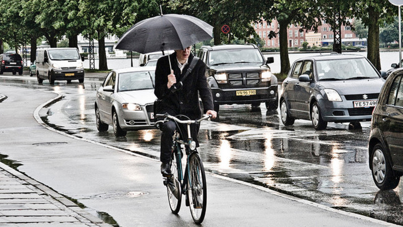 sognare bici
