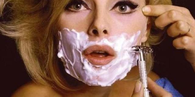 sognare barba