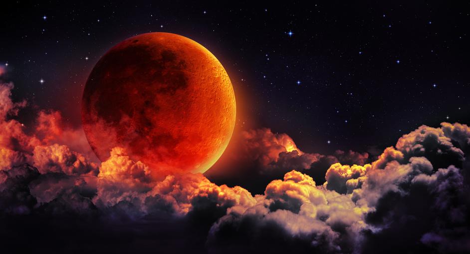 sognare luna