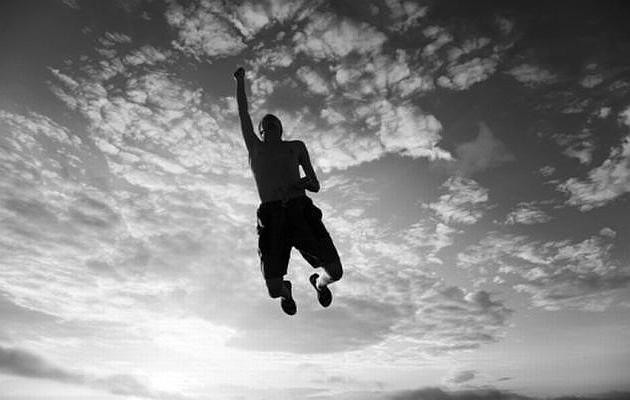 sognare volare per scappare