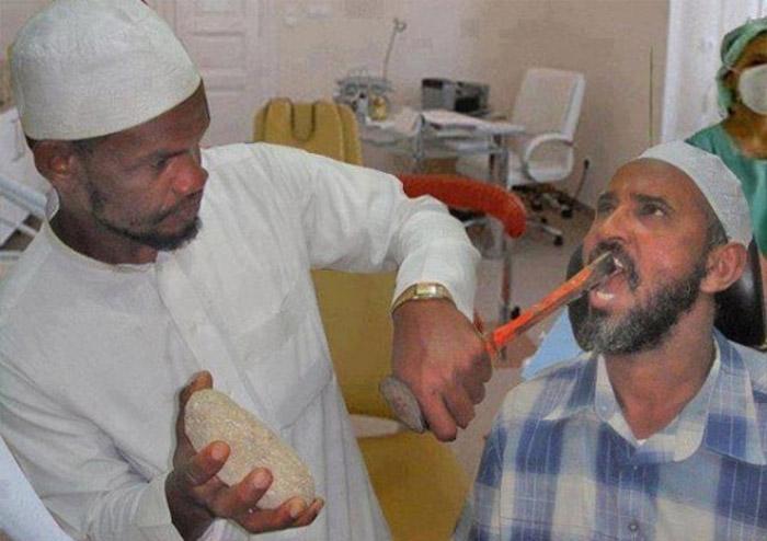 sognare curare denti
