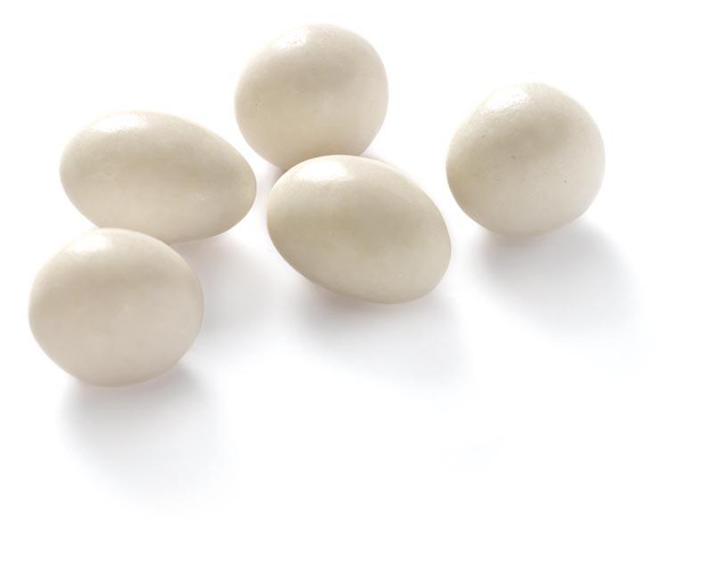 sognare confetti bianchi