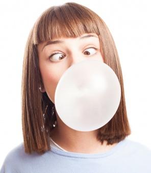 sognare masticare gomma
