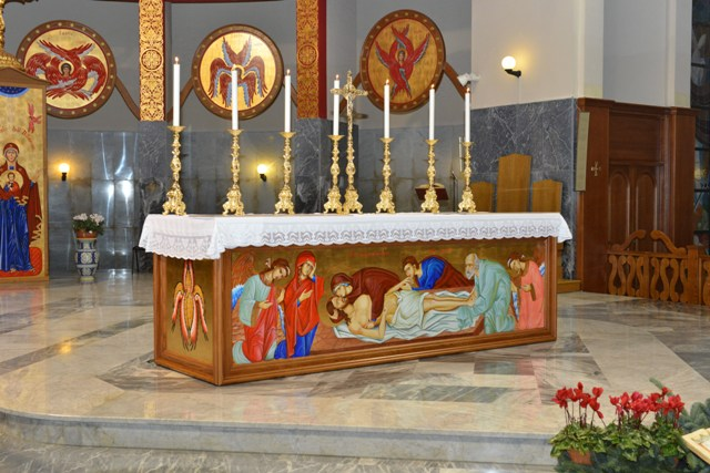 sognare altare della Chiesa