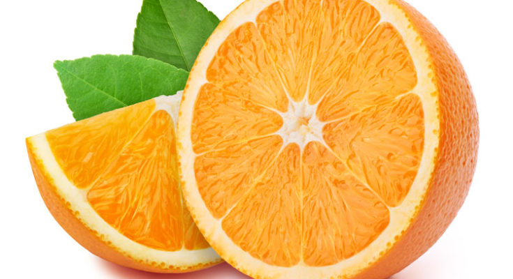 sognare arancia